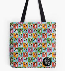 Warhol Duck Tote Bag