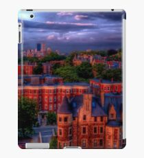 Brookline, MA iPad Case/Skin