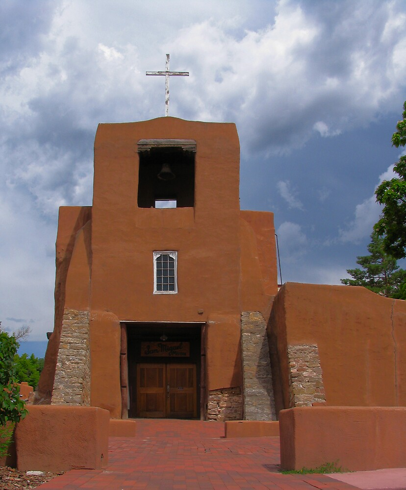 Santa Fe New Mexico by Tony Dempsey