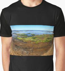 Rickett's Point Panorama Graphic T-Shirt