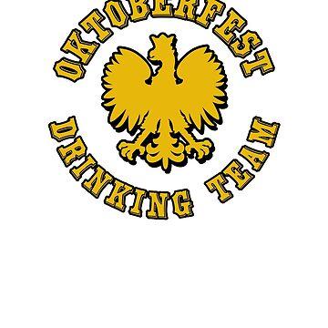 Oktoberfest Drinking Team by hadicazvysavaca