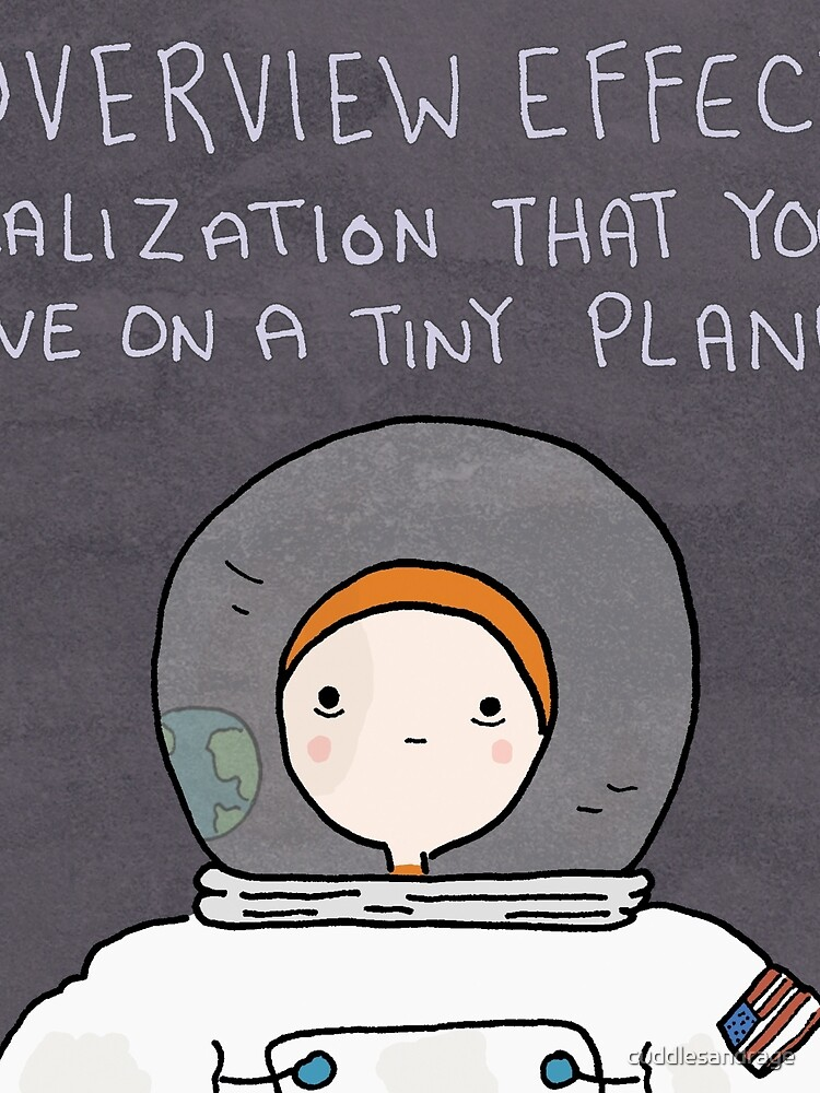 Der Astronaut von cuddlesandrage