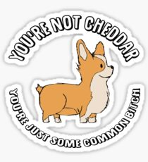 Cheddar  Sticker