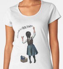 Banksy #MeToo Nasty Woman Women's Premium T-Shirt
