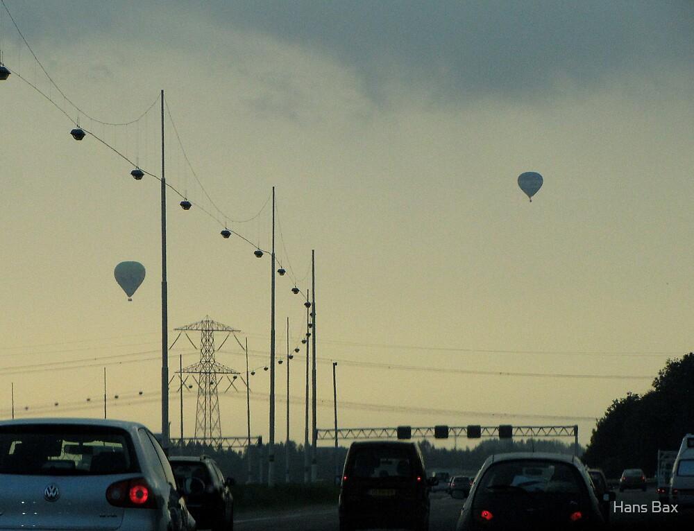 Balloons by Hans Bax