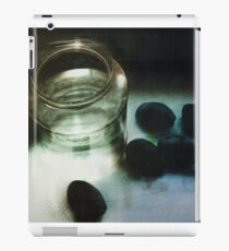 prunes, pear, and a jar iPad Case/Skin