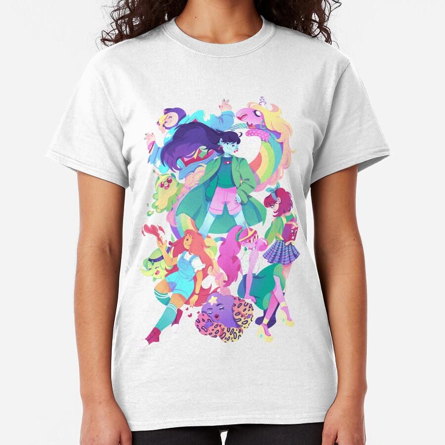 Girls Girls Girls Classic T-Shirt