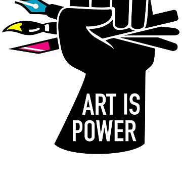 Art is Power by codyjoseph