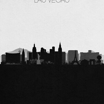 Travel Posters | Destination: Las Vegas by geekmywall