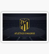 Wallpaper Art Atletico Madrid Sticker