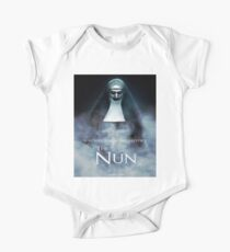 Body de manga corta para bebé La monja - Fantasma