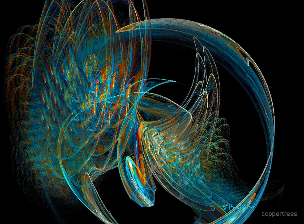 Apophysis Peacock by coppertrees