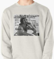 George Best- Spirit in the Sky Pullover