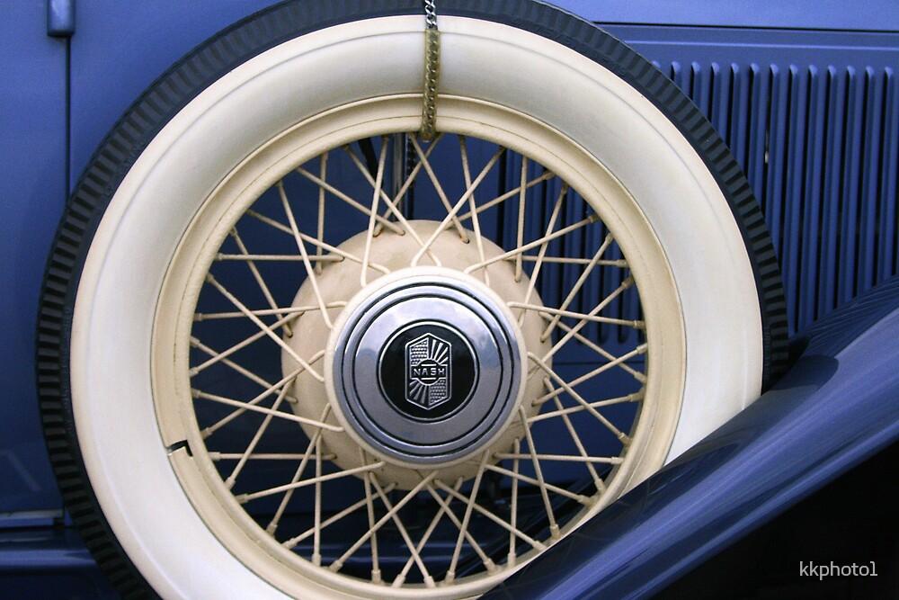 Vintage Nash Tire by kkphoto1