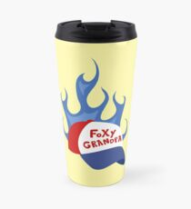 Foxy Grandpa Travel Mug