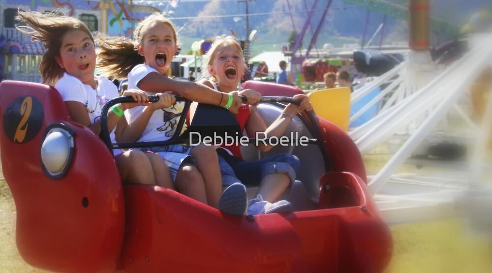 Screamin' fun by Debbie Roelle