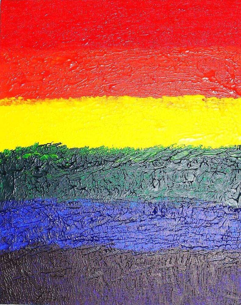 Misty's Rainbow by Mistyarts