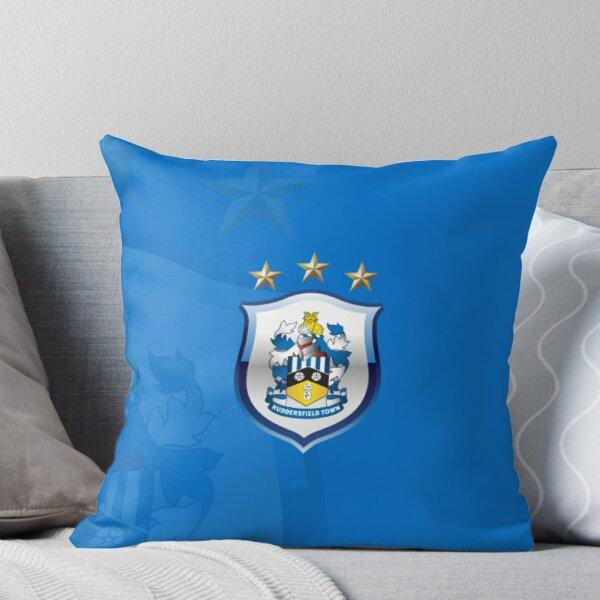 Huddersfield Town F.C. Throw Pillow