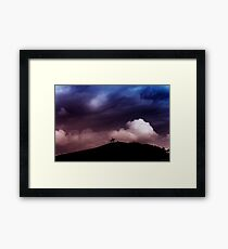 Stoney Indian Reserve Framed Print