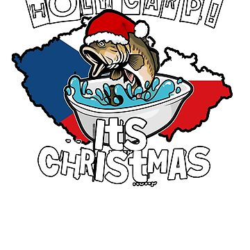 Czech Republic Apparel Christmas Holy Carp  by AxTT