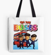 On the buses Tote Bag