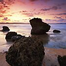 Pantai Surga, Lombok Indonesia by Fadil Basymeleh
