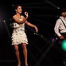'Dance Of Love' - 1940's meets Disco Tribute by StarKatz