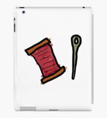 Needlecraft iPad Case/Skin