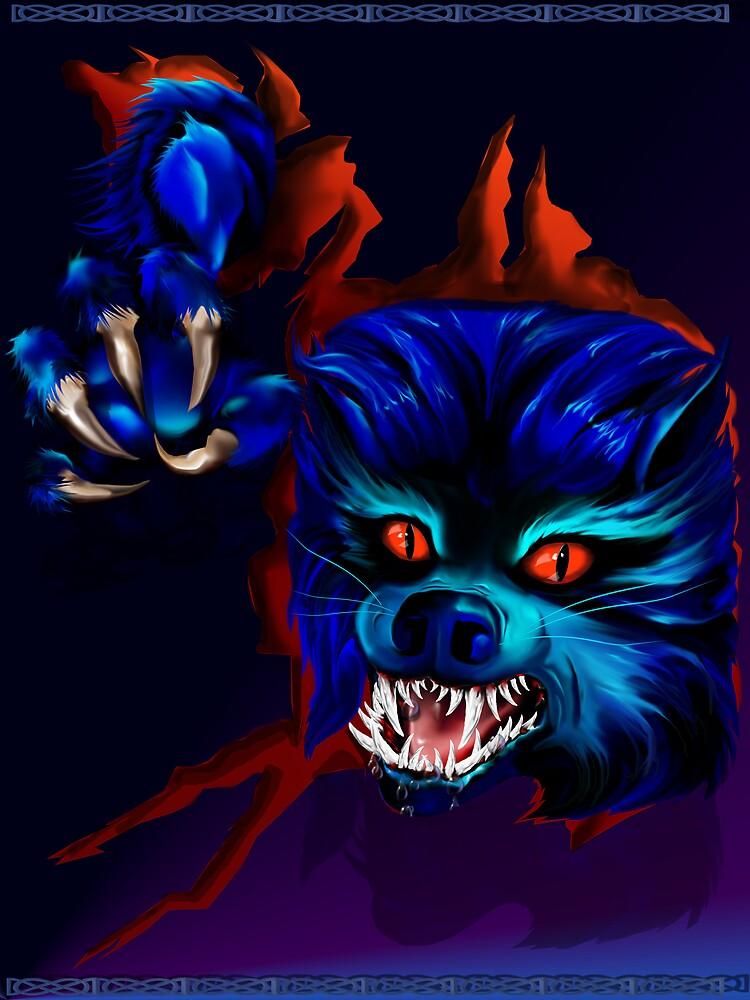 Werewolf by Lotacats