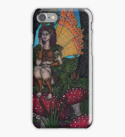 The Woodland Fairy iPhone Case/Skin