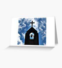 Church in St. John Greeting Card