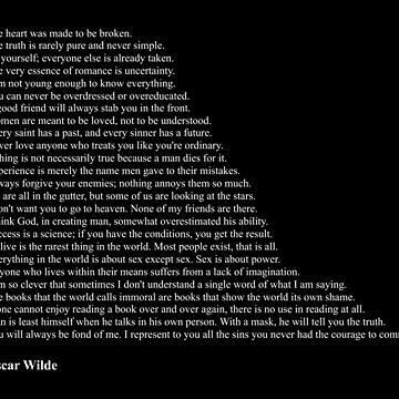 Oscar Wilde Quotes by qqqueiru