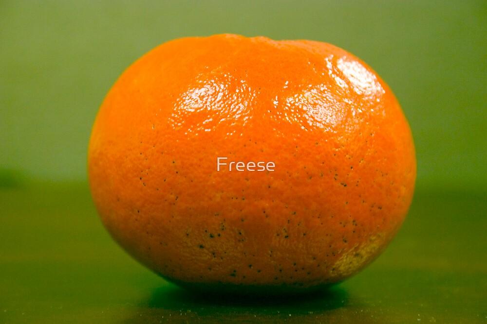 Tangerine Dream by Freese