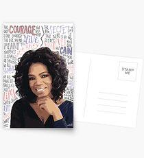 Oprah Winfrey Postcards