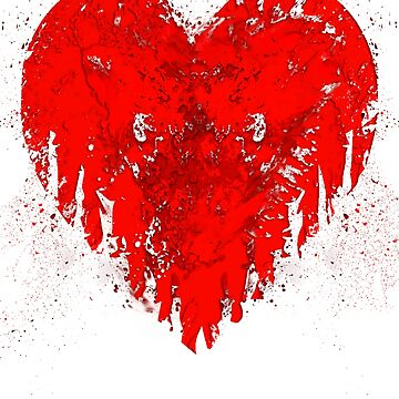 Heart wound zombie vampire blood by emphatic