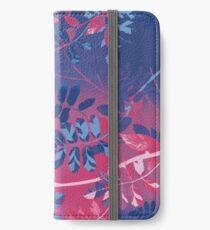 Interleaf 4 iPhone Flip-Case/Hülle/Skin