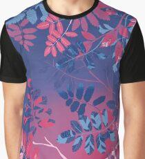 Interleaf 4 Grafik T-Shirt
