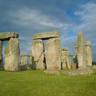 Stonehenge, England by SusanAdey