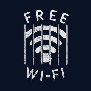 Free Wifi by realmatdesign