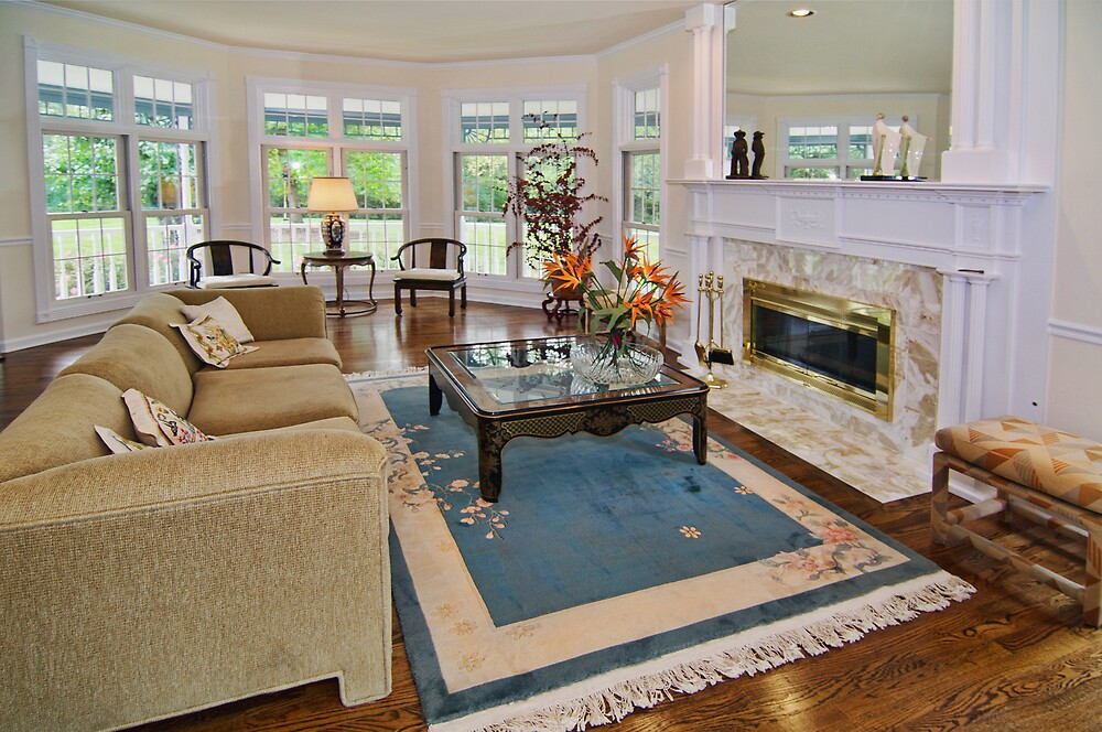 Formal Living Room by Michael Wolf