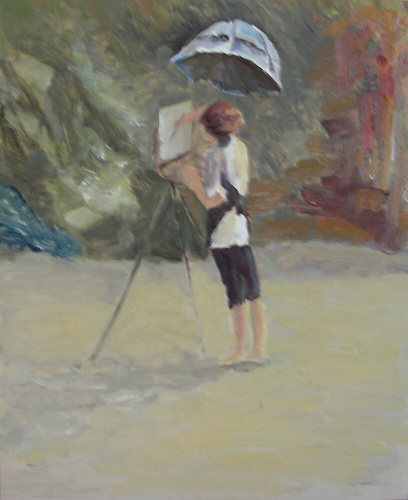 Quimiac, France Nancy Tankersley by Phyllis Dixon