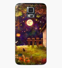 Halloween House Case/Skin for Samsung Galaxy