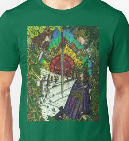 New, Yule Card, 2011 T-Shirt