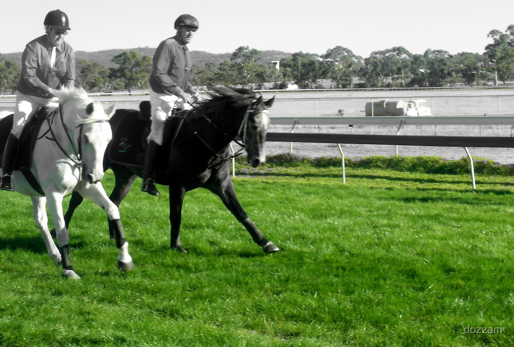 Stawell Cup by dozzam