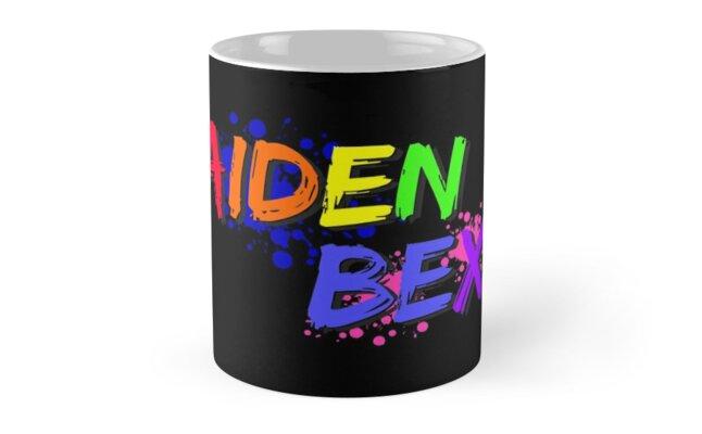 Aiden Bex - Logo (Black) by Aiden Bex