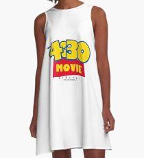 430 Movie - Playthings A-Line Dress