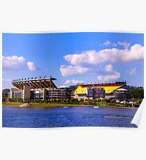 Pittsburgh's Heinz Field Poster