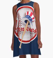Yankees  A-Line Dress