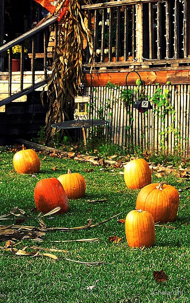 More Pumpkins by JGhelardini