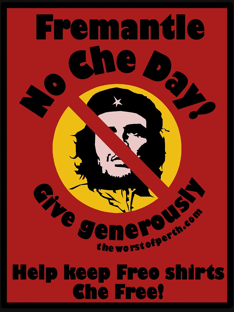 No Che Day! by TheLazyAussie